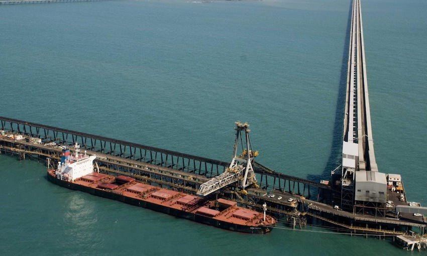 Green hydrogen on the agenda for Hay Point
