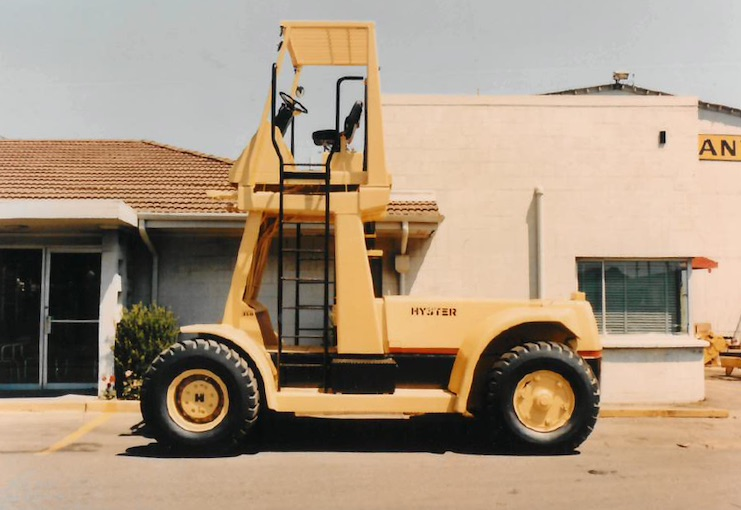 Hyster celebrates 60 years in Asia-Pacific