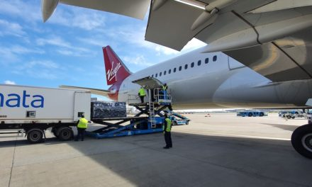 Virgin Atlantic operates first ever cargo-only charter