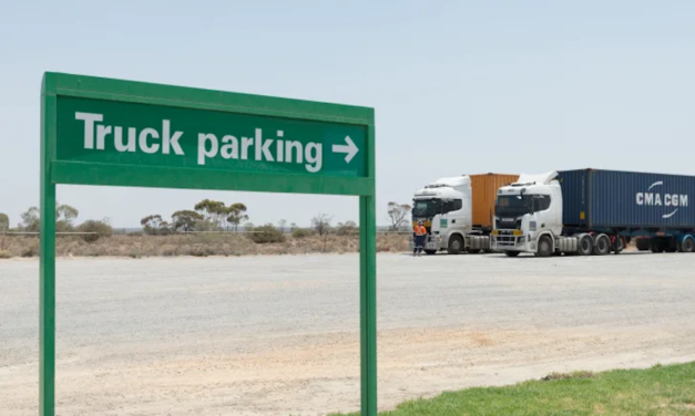 Exemptions for heavy vehicle drivers at rest stops