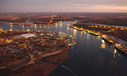 Exports hold strong in the Pilbara during May