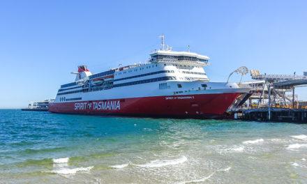 Spirit of Tasmania vessels headed to Geelong