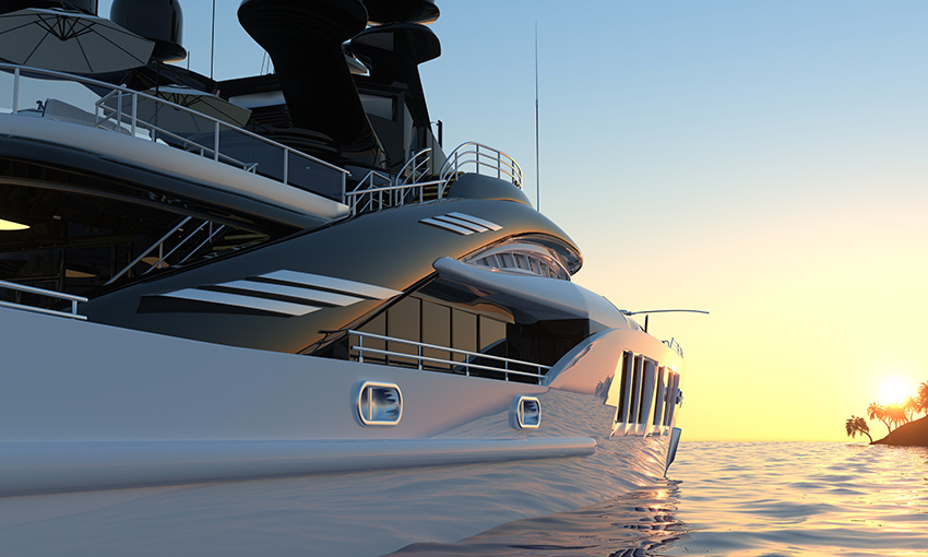 Super what? Superyachts trial for Brisbane