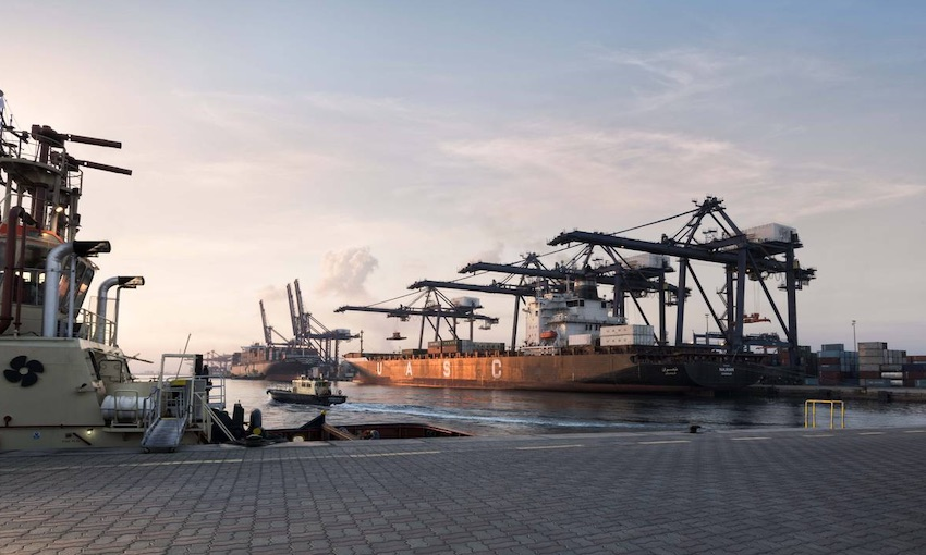 Strategically located Omani port joins SEA-LNG