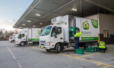 Woolworths ups delivery services to meet soaring demand