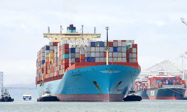 Maersk confirms coronavirus cases on box ship