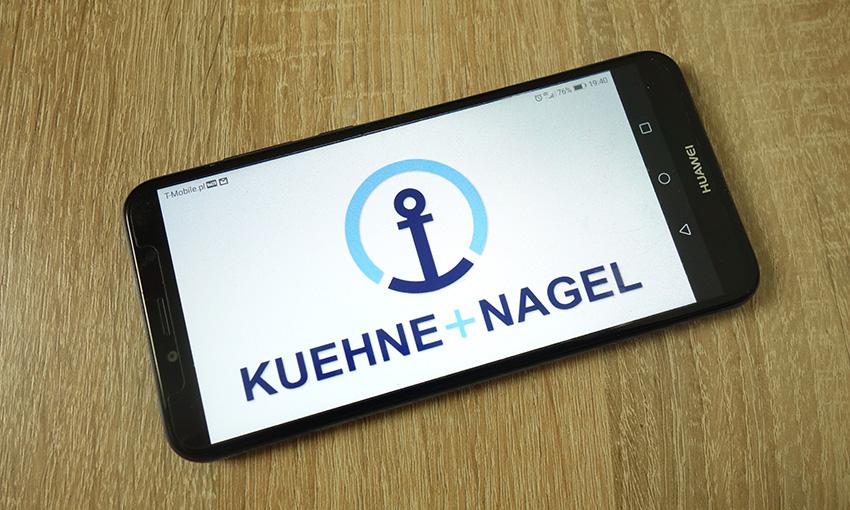 Kuehne + Nagel's announces expanded online platform