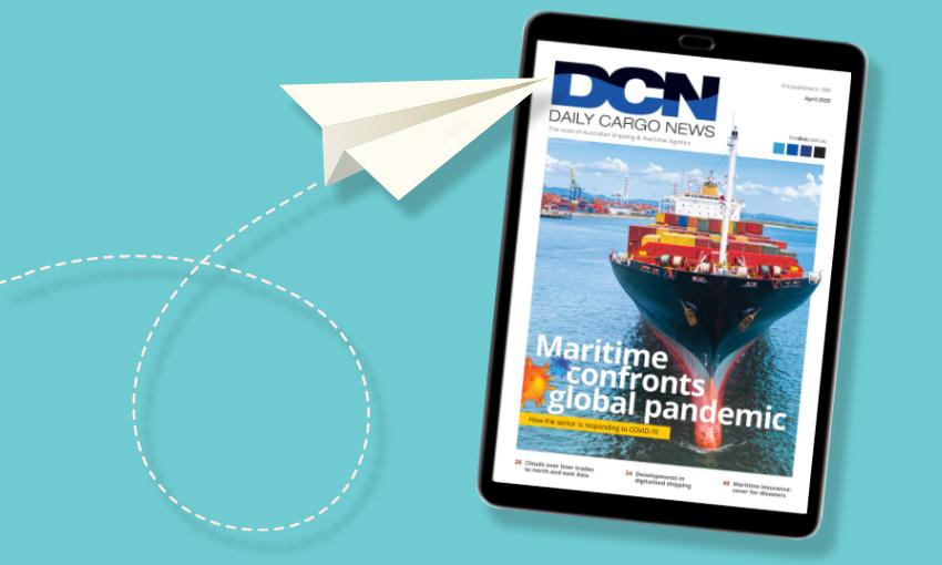 April magazine available online now