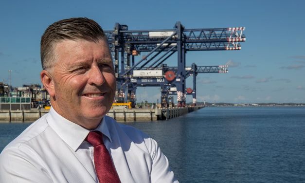 Ports Australia supports NSW's freight community system work