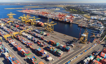 Maersk and Hamburg Süd withdraw Port Botany congestion charge