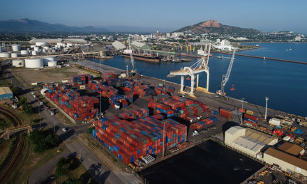 Townsville container throughput hits five month peak