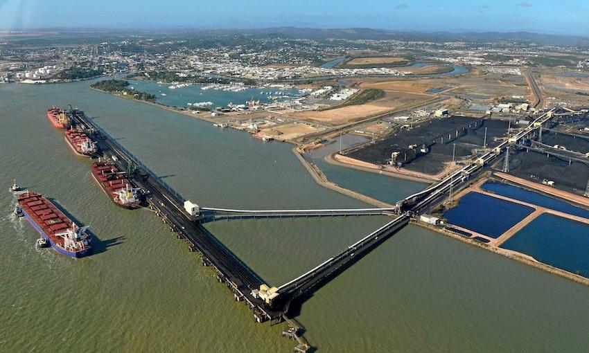 Gladstone Port board appoints interim CEO