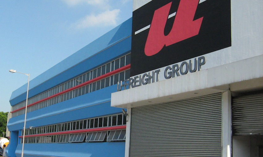 U-Freight still sees project activity for airline repair