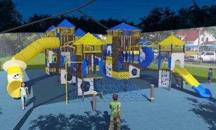 New playgrounds unveiled at Gladstone marina