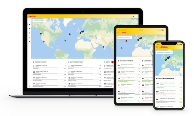 DHL launches customer portal for digital logistics