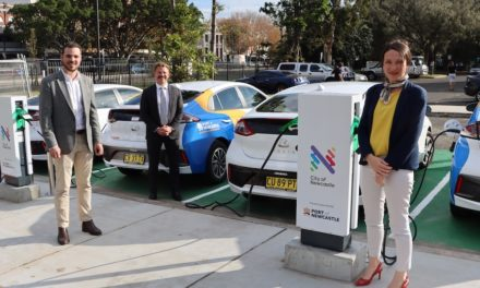 Electric vehicles to support sustainable operations at Port of Newcastle