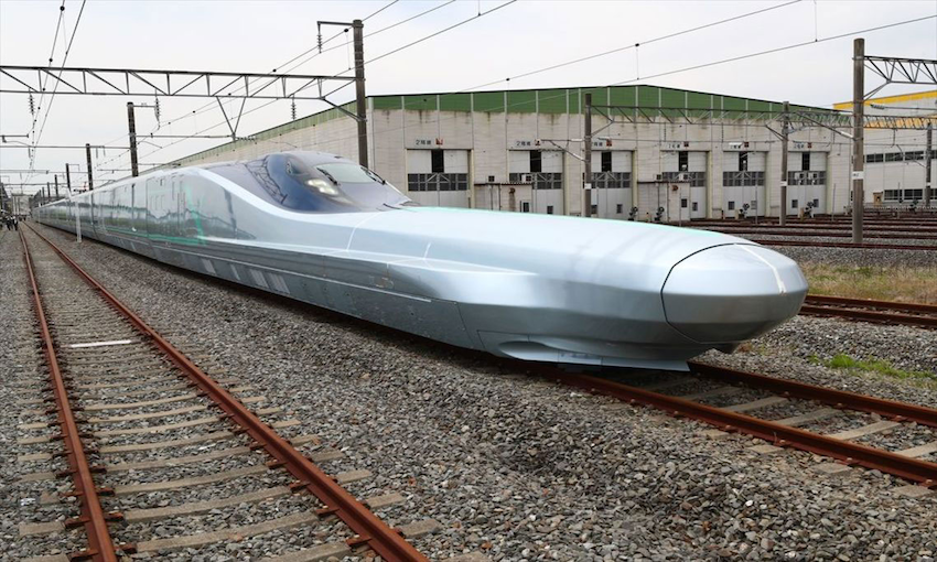 """fast trains an """"expensive folly"""", report claims"""