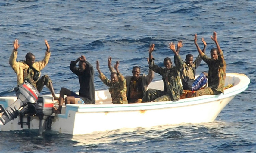 Piracy and robbery at sea in Asia during August