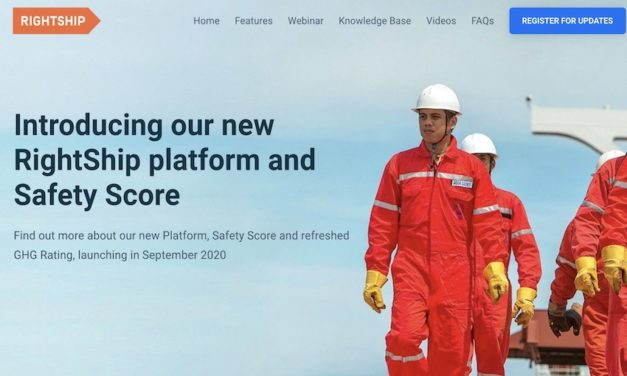 RightShip launches new vessel assessment tool