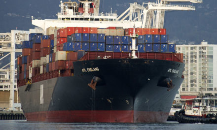 Containers likely to have sunk to a depth of three km, says ANL
