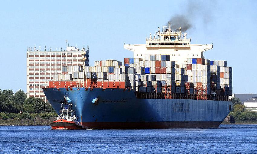 Mechanical issues delay Maersk Semarang