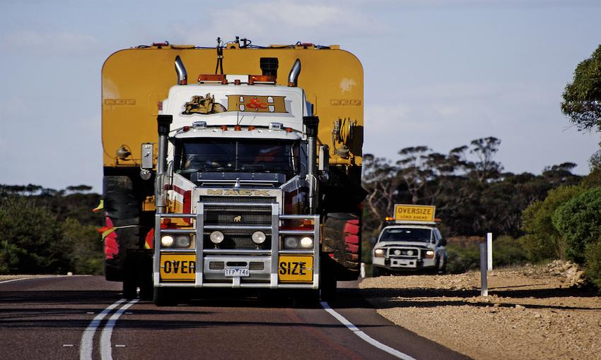 New South Wales OSOM permits transfer to NHVR portal