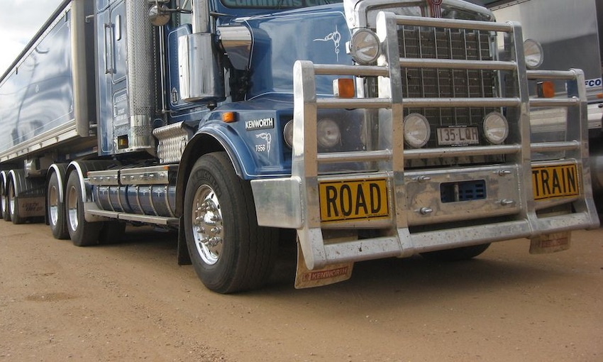 Expanded national road train network to unlock freight productivity