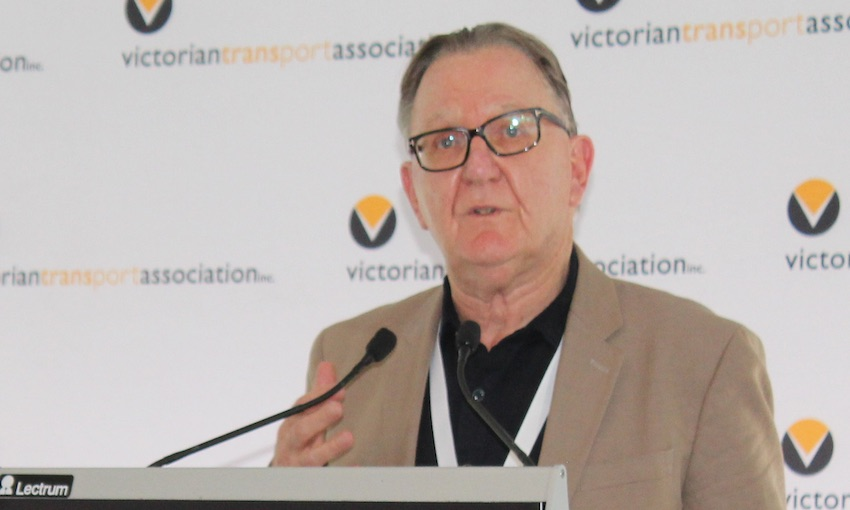 VTA thanks Brendan Hopley for decades of service