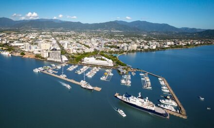 $127m port hub revamp turns the tide for Cairns