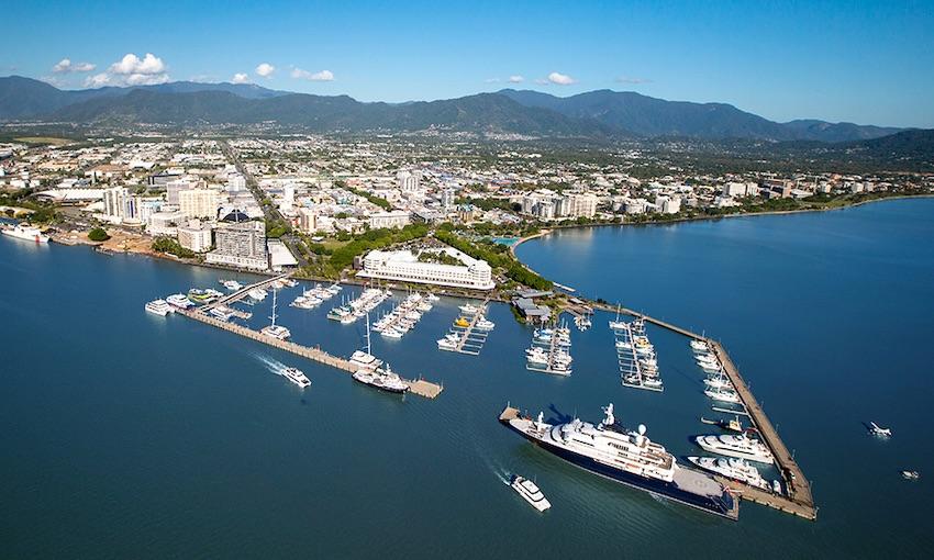 $127m port hub revamp turns the tide for Cairns