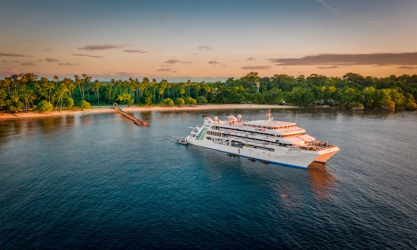 Port supports YWAM medical ship during pandemic