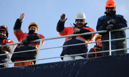 NSW Ports recognises International Seafarers Day