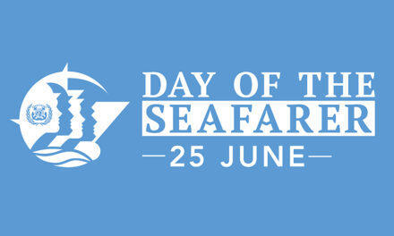 VIDEO: Sending a lifeline to the world's seafarers
