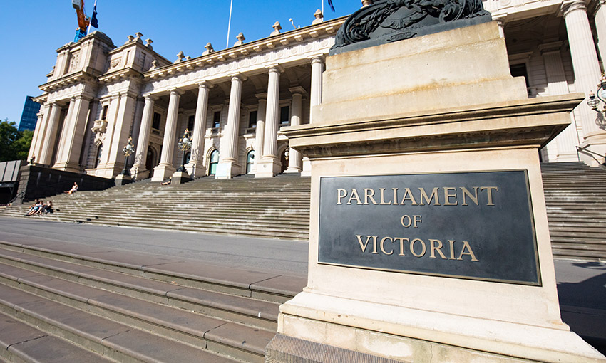 Changes announced to Victorian ministry
