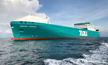 Toll considers options for Bass Strait ships