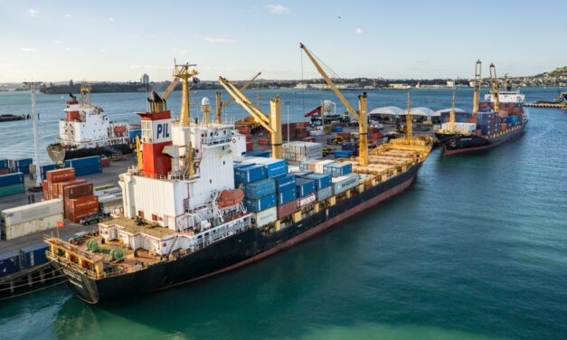 Tideworks solution goes live at Port of Auckland