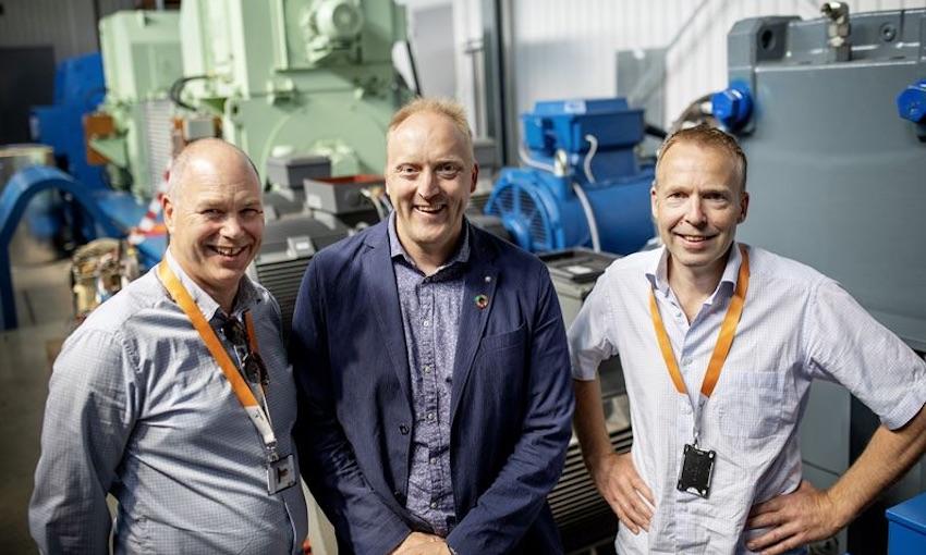 Ammonia marine fuel option gets its first test