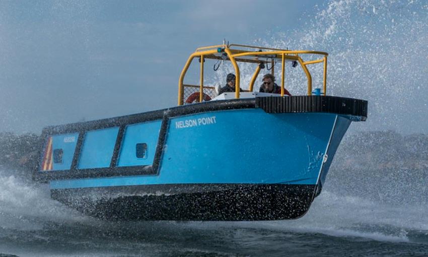 Dongara Marine supplies second custom workboat for Jetwave