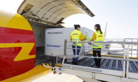DHL renews certification in healthcare shipping