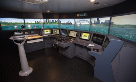 Wärtsilä marine simulator delivered Indonesian Police