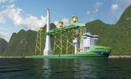 Wärtsilä wins order for large wind farm vessel