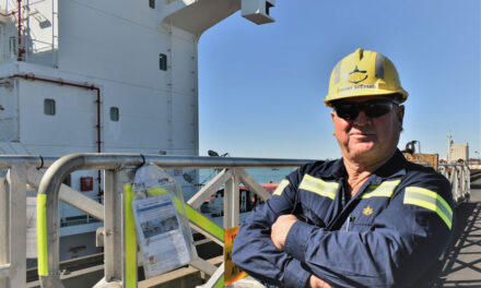 Gangway aims to bring about safety improvements