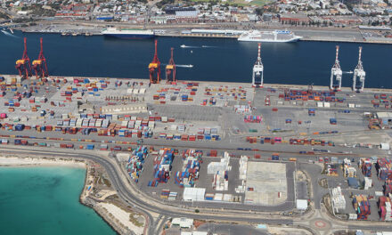 Fremantle Ports finalises container terminal leases with Patrick and DPWA