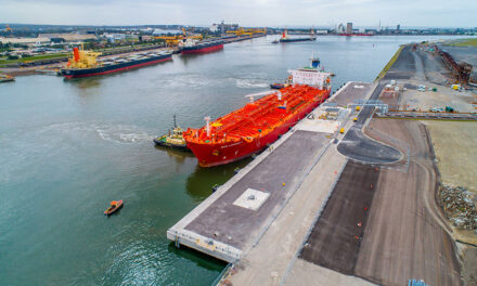 LNG bunkering plans for Newcastle