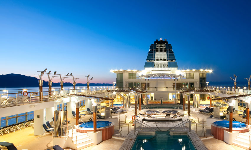 Carnival jettisons four cruise ships