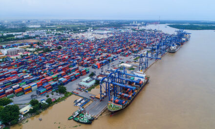 Kalmar to supply Vietnamese container terminal