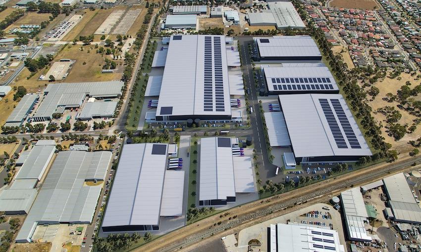 Broadmeadows site set to become $230m logistics estate