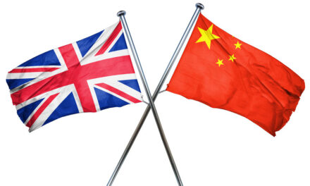 China rail freight direct to regional Britain
