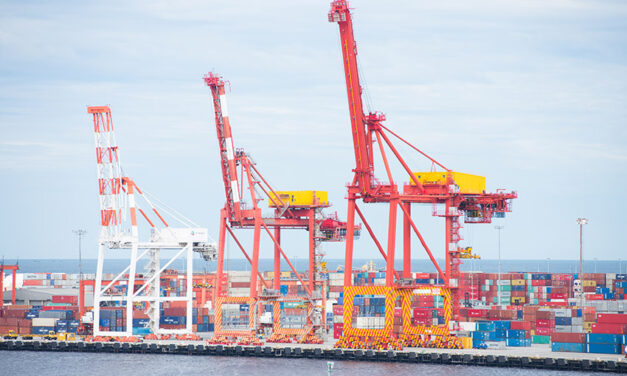 Freo June container trade flat
