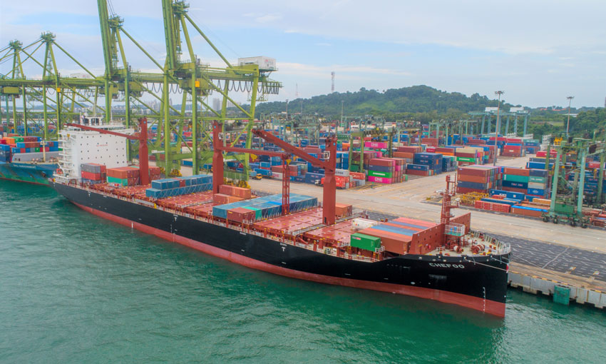 Swire introduces MV Chefoo to East Asia – Papua New Guinea route